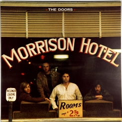 7. DOORS-MORRISON HOTEL-1970-ORIGINAL PRESS 1976 UK-ELEKTRA-NMINT/NMINT