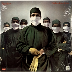 76. RAINBOW-DIFFICULT TO CURE1981-ПЕРВЫЙ ПРЕСС USA-POLYDOR-NMINT/NMINT