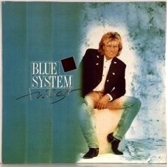 277. BLUE SYSTEM-TWILIGHT-1989-FIRST PRESS GERMANY-HANSA-NMINT/NMINT