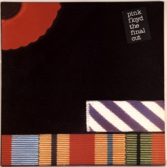 58. PINK FLOYD-FINAL CUT-1983-FIRST PRESS UK-HARVEST-NMINT/NMINT