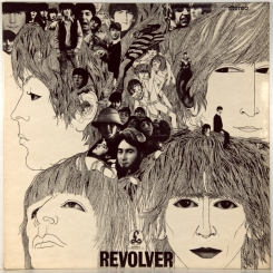 18. BEATLES-REVOLVER-1966-FIRST PRESS(STEREO) UK-PARLOPHONE-NMINT/NMIN