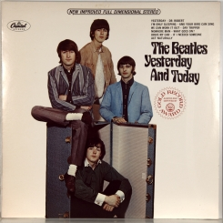 5. BEATLES-YESTERDAY AND TODAY-1966-ПЕРЕИЗДАНИЕ 1976 USA-CAPITOL-NMINT/NMINT