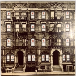 24. LED ZEPPELIN-PHYSICAL GRAFFITI-1975-FIRST PRESS UK-SWAN SONG-NMINT/NMINT