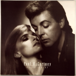 216. MCCARTNEY, PAUL-PRESS TO PLAY-1986-FIRST PRESS UK-PARLOPHONE-NMINT/NMINT
