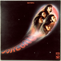 52. DEEP PURPLE-FIREBALL-1971-ПЕРВЫЙ ПРЕСС (ПЕРЕХОД 1974) UK-HARVEST-NMINT/NMINT