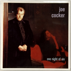 74. COCKER, JOE-ONE NIGHT OF SIN-1989-ПЕРВЫЙ ПРЕСС GERMANY-CAPITOL-NMINT/NMINT