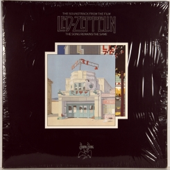 89. LED ZEPPELIN-THE SOUNDTRACK FROM THE FILM THE SONG REMAINS THE SAME-1976-ПЕРВЫЙ ПРЕСС USA-SWAN SONG-NMINT/NMINT
