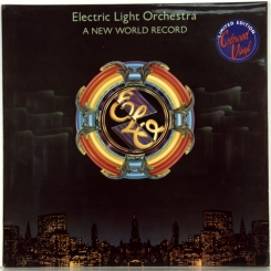66. ELECTRIC LIGHT ORCHESTRA-A NEW WORLD RECORD (COLOURED VINYL)-1976-ПЕРВЫЙ ПРЕСС 1978 UK-JET-NMINT/NMINT