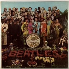 20. BEATLES-SGT PEPPER'S LONELY HEARTS CLUB BAND-1967-ПЕРВЫЙ ПРЕСС(STEREO) UK-PARLOPHONE-NMINT/NMINT