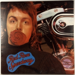 39. MCCARTNEY, PAUL-RED ROSE SPEEDWAY-1973-ПЕРВЫЙ ПРЕСС UK-APPLE-NMINT/NMINT