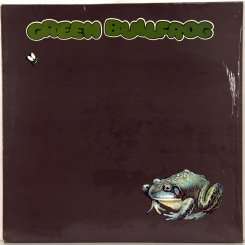 50. GREEN BULLFROG-NATURAL MAGIC- 1971-ПЕРВЫЙ ПРЕСС GERMANY-MCA-NMINT/NMINT