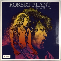 91. PLANT, ROBERT-MANIC NIRVANA-1990-ПЕРВЫЙ ПРЕСС UK/EU GERMANY-ES PARANZA-NMINT/NMINT