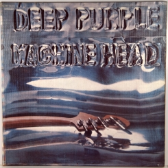 95. DEEP PURPLE-MACHINE HEAD-1972-первый пресс italy-purple rec.-nmint/nmint