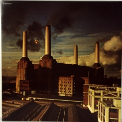 44. PINK FLOYD-ANIMALS-1977-ПЕРВЫЙ ПРЕСС FRANCE (LIMITED)-HARVEST-NMINT/NMINT