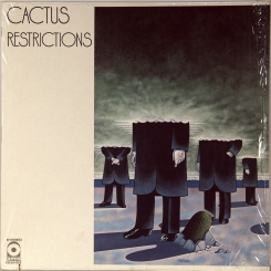 17. CACTUS-RESTRICTIONS-1971-FIRST PRESS USA-ATCO-NMINT/NMINT