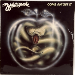 82. WHITESNAKE-COME AN' GET IT-1981-ПЕРВЫЙ ПРЕСС UK-LIBERTY-NMINT/NMINT