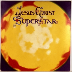 61. ANDREW LLOYD WEBBER & TIM RICE-JESUS CHRIST SUPERSTAR-1970-ПЕРВЫЙ ПРЕСС UK-MCA-NMINT/NMINT