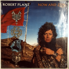 90. PLANT, ROBERT-NOW AND ZEN-1988-ПЕРВЫЙ ПРЕСС UK/EU/GERMANY-ES PARANZA-NMINT/NMINT