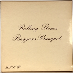 41. ROLLING STONES-BEGGARS BANQUET1968-FIRST PRESS(MONO) UK-DECCA-NMINT/NMINT