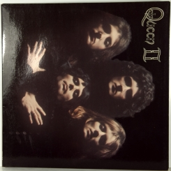 117. QUEEN-QUEEN II-1974-ПЕРВЫЙ ПРЕСС UK-EMI-NMINT/NMINT