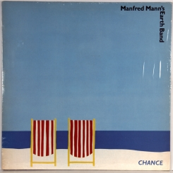 59. MANFRED MANN'S EARTH BAND-CHANCE-1980-ПЕРВЫЙ ПРЕСС UK-BRONZE-NMINT/NMINT