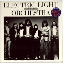 65. ELECTRIC LIGHT ORCHESTRA-ON THE THIRD DAY (COLOURED VINYL)-1973-ПЕРВЫЙ ПРЕСС 1978 UK-JET-NMINT/NMINT