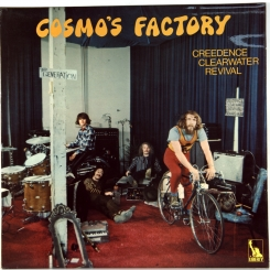 27. CREEDENCE CLEARWATER REVIVAL-COSMO'S FACTORY-1970-ПЕРВЫЙ ПРЕСС UK-LIBERTY-NMINT/NMINT