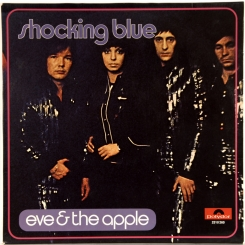 16. SHOCKING BLUE-EVE & THE APPLE-1972-ПЕРВЫЙ ПРЕСС GERMANY-POLYDOR-NMINT/NMINT