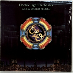 49. ELECTRIC LIGHT ORCHESTRA-A NEW WORLD RECORD-1976-FIRST PRESS UK-UA-NMINT/NMINT