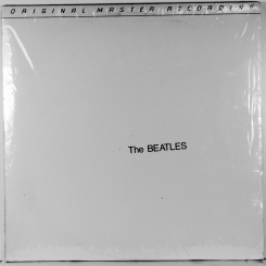 35. BEATLES-SAME (WHITE ALBUM)-1968- ПЕРЕИЗДАНИЕ 1982-USA-MOBILE FIDELITI SOUNDL-NMINT/NMINT
