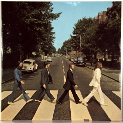 15. BEATLES-ABBEY ROAD-1969-ПЯТЫЙ ПРЕСС 1976 UK-APPLE-NMINT/NMINT