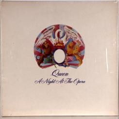 50. QUEEN-A NIGHT AT THE OPERA-1975-ПЕРВЫЙ ПРЕСС UK-EMI-NMINT/NMINT