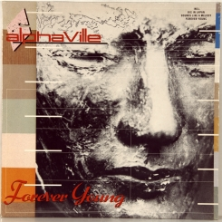 71. ALPHAVILLE-FOREVER YOUNG ( +POSTER) -1984-ПЕРВЫЙ ПРЕСС UK/EU-GERMANY-ATCO-NMINT/NMINT