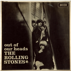 33. ROLLING STONES-OUT OF OUR HEADS-1965-ПЕРВЫЙ ПРЕСС(МОНО) UK-DECCA-NMINT/NMINT