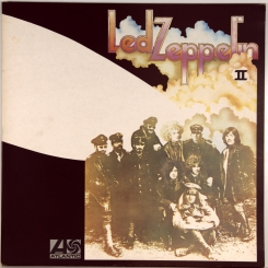 71. LED ZEPPELIN-II-1969-ОРИГИНАЛЬНЫЙ ПРЕСС 1976 UK-ATLANTIC-NMINT/NMINT