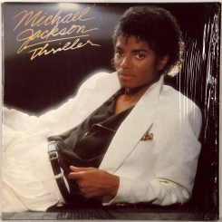 79. JACKSON, MICHAEL-THRILLER-1982-ПЕРВЫЙ ПРЕСС HOLLAND-EPIC-NMINT/NMINT