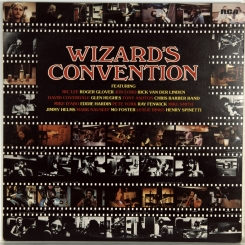 92. WIZARD'S CONVENTION-WIZARD'S CONVENTION-1976-ПЕРВЫЙ ПРЕСС UK-RCA-NMINT/NMINT