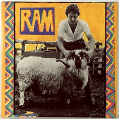 34. MCCARTNEY, PAUL-RAM-1971-ПЕРВЫЙ ПРЕСС UK-APPLE-NMINT/NMINT