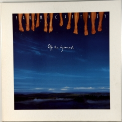 50. MCCARTNEY, PAUL-OFF THE GROUND-1993-ПЕРВЫЙ ПРЕСС ITALY-MPL PARLOPHONE-NMINT/NMINT