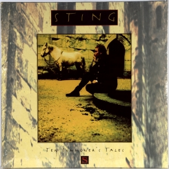 114. STING-TEN SUMMONER'S TALES-1993-FIRST PRESS UK/EU-GERMANY-A&M-NMINT/NMINT