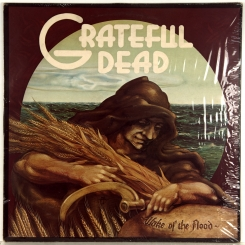 40. GRATEFUL DEAD- WAKE OF THE FLOOD-1973-ПЕРВЫЙ ПРЕСС UK-GRATEFUL DEAD RECORDS-NMINT/NMINT