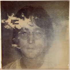 24. LENNON, JOHN-IMAGINE-1971-ПЕРВЫЙ ПРЕСС USA-APPLE-NMINT/NMINT
