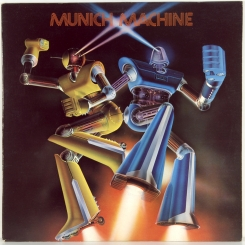 126. MUNICH MACHINE-MUNICH MACHINE-1977-FIRST PRESS UK-OASIS-MNIT/NMINT