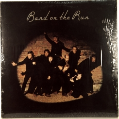 35. WINGS-BAND ON THE RUN-1973-ПЕРВЫЙ ПРЕСС USA-APPLE-NMINT/NMINT