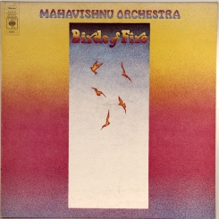 51. MAHAVISHNU ORCHESTRA-BIRDS OF FIRE-1973-ПЕРВЫЙ ПРЕСС UK-CBS-MNINT/NMINT