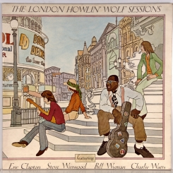 46. HOWLIN' WOLF-THE LONDON HOWLIN' WOLF SESSIONS-1971-ПЕРВЫЙ ПРЕСС UK-ROLLING STONES-NMINT/NMINT