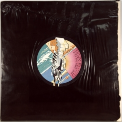 64. PINK FLOYD-WISH YOU WERE HERE-1975-ОРИГИНАЛЬНЫЙ  ПРЕСС 1976 UK-HARVEST-NMINT/NMINT