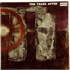 7. TEN YEARS AFTER-STONEDHENGE (MONO)-1969-FIRST PRESS UK-DERAM-NMINT/NMINT