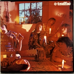 44. TRAFFIC-MR.FANTASY-1967-ТРЕТИЙ ПРЕСС 1970  UK-ISLAND-NMINT/NMINT