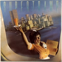 25. SUPERTRAMP-BREAKFAST IN AMERICA-1979-ПЕРВЫЙ ПРЕСС UK-A&M-NMINT/NMINT